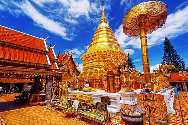 Chiang Mai 6 Day Tour (CM06)