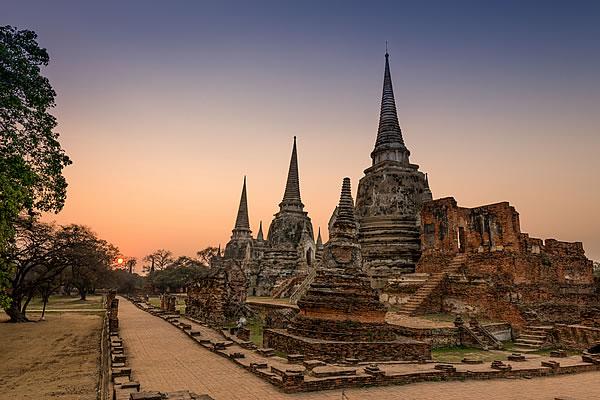 bangkok 6 day tour BK06