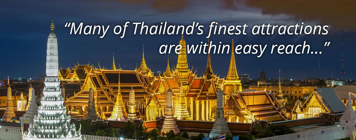 bangkok and central thailand tours