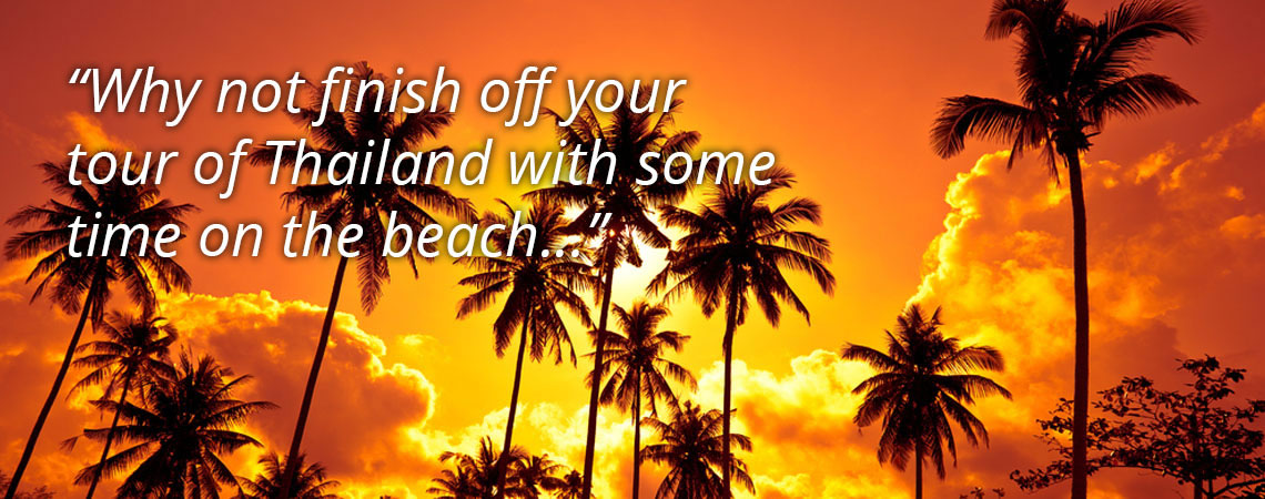 tour beach combos thailand