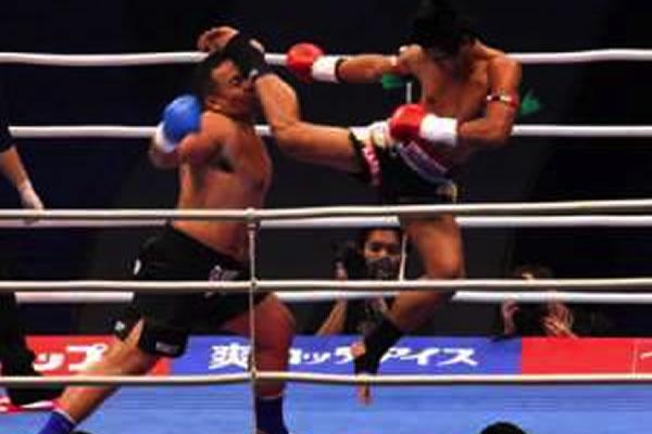 Muay Thai (kick boxing)
