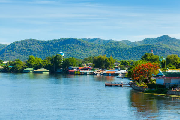 The River Kwai