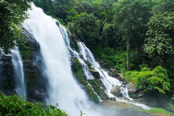 Wachiratharn waterfall