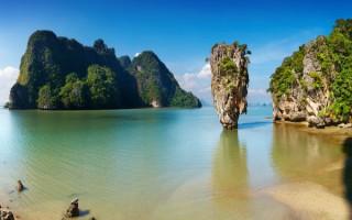 james bond island phuket phang nga bay khao phing kan koh tapu