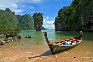 james bond island phuket phan -nga bay khao phing kan koh tapu